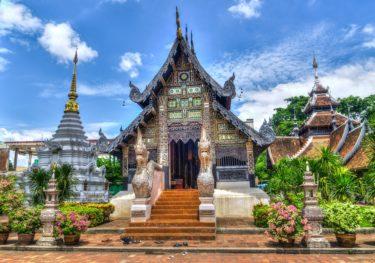 【タイ第2の都市】 チェンマイのおすすめ格安ゲストハウスをご紹介!