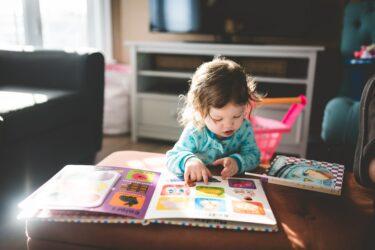 【0〜1歳児向け】オススメ絵本10選!絵本の選び方も解説